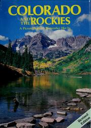 Cover of: Colorado and the Rockies, a picture book to remember her by | Gibbon, David.