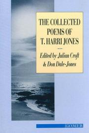 Cover of: The collected poems of T. Harri Jones