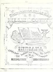 Combination atlas map of Miami County, Indiana by Kingman Brothers