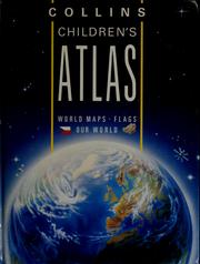 Cover of: Collins children's atlas | Michael Cooper, Michael Cooper