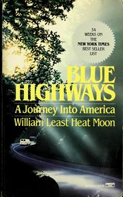 Cover of: Blue highways | William Least Heat Moon