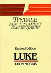 Cover of: Luke