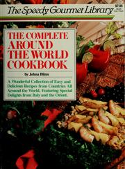 Cover of: The complete around the world cookbook | Johna Blinn