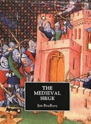 Cover of: The Medieval siege
