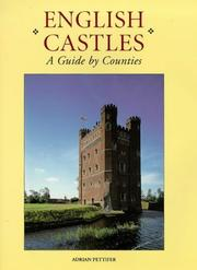 Cover of: English castles