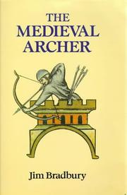Cover of: The medieval archer