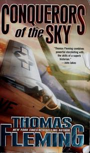 Cover of: Conquerors of the sky | Fleming, Thomas J.