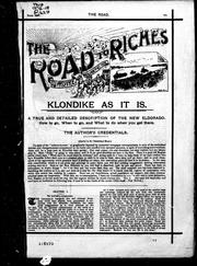 Cover of: The road to riches |