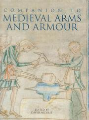 Cover of: A Companion to Medieval Arms and Armour | David Nicolle