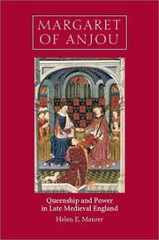 Cover of: Margaret of Anjou