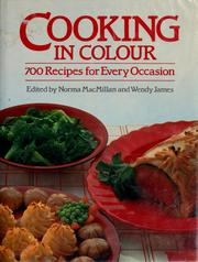 Cover of: Cooking in colour |