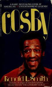 Cover of: Cosby | Ronald L. Smith