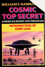 Cover of: Cosmic top secret | William F. Hamilton