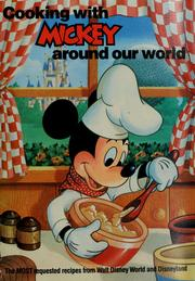 Cover of: Cooking with Mickey around our world by