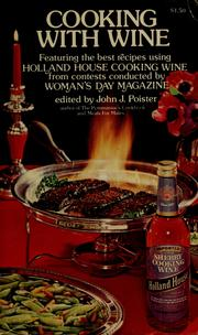 Cover of: Cooking with wine | John J. Poister