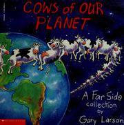 Cover of: Cows of our planet | Gary Larson