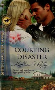 Cover of: Courting disaster | Kathleen O'Reilly