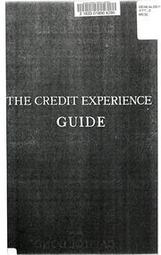 The credit experience guide