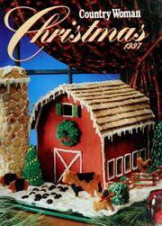 Cover of: Country woman Christmas, 1997 |