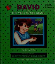Cover of: David and the very scary giant | Sunny Griffin