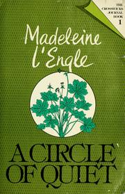 Cover of: The Crosswicks journal | Madeleine L'Engle