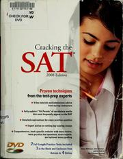 Cover of: Cracking the SAT | Adam Robinson