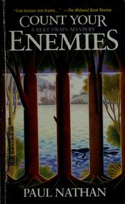 Cover of: Count your enemies | Nathan, Paul
