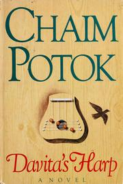 Cover of: Davita's harp | Chaim Potok