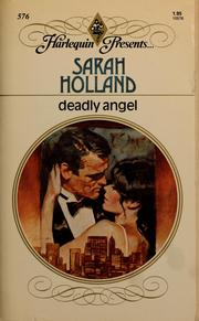 Cover of: Deadly angel by Sarah Holland