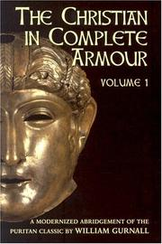 Cover of: The Christian in Complete Armour, Vol. 3