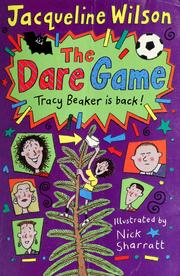 Cover of: The dare game | Jacqueline Wilson