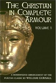 Cover of: The Christian in Complete Armour
