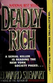 Cover of: Deadly rich | Edward Stewart