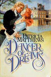 Cover of: Dancer Of Dreams