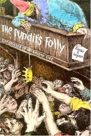 Cover of: Pundit's Folly