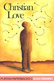 Cover of: Christian Love