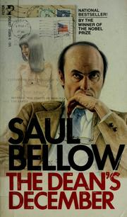 Cover of: The dean's December by Bellow
