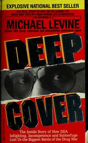 Cover of: Deep cover | Michael Levine