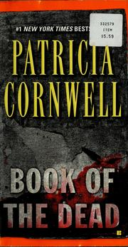 Cover of: Book of the dead by Patricia Daniels Cornwell