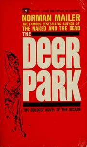 Cover of: The Deer Park