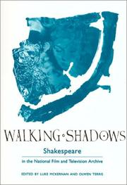 Cover of: Walking Shadows |