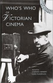 Cover of: Who's who of Victorian cinema