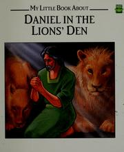 Daniel in the lions den.