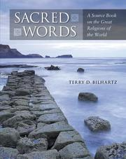 Cover of: Sacred words