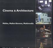 Cover of: Cinema & architecture |