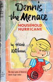 Cover of: Dennis the Menace household hurricane by Hank Ketcham