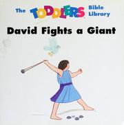 Cover of: David fights a giant | Beers, V. Gilbert