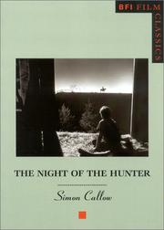 Cover of: The night of the hunter | Simon Callow