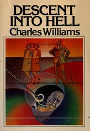 Cover of: Descent into hell | Charles Williams