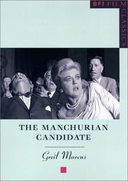 Cover of: The Manchurian candidate
